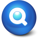128x128px size png icon of Cute Ball Search
