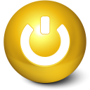 128x128px size png icon of Cute Ball Standby