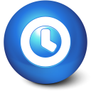 128x128px size png icon of Cute Ball Time