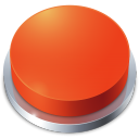 128x128px size png icon of Perspective Button Stop