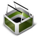 Cart Green Icon