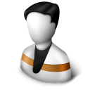 User Orange Icon