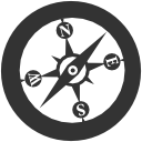 128x128px size png icon of Browsers Safari