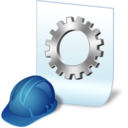 128x128px size png icon of document prefs