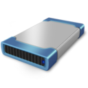 128x128px size png icon of drive