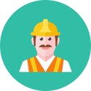 Road Worker 1 Icon
