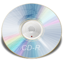 128x128px size png icon of Hardware CD R