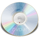 128x128px size png icon of Hardware DVD R