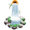 128x128px size png icon of Other Water