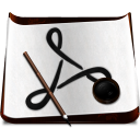 128x128px size png icon of Software Acrobat