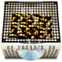 128x128px size png icon of Software Burn