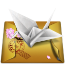 128x128px size png icon of Software Mail