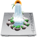 128x128px size png icon of Software Torrent