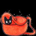 128x128px size png icon of kiki bag jiji