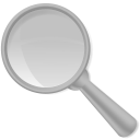 128x128px size png icon of Look disabled
