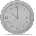 128x128px size png icon of Time disabled