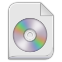 128x128px size png icon of app x cd image