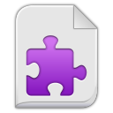 128x128px size png icon of opera extension