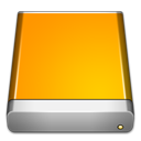 128x128px size png icon of External Drive