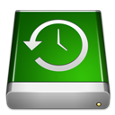 128x128px size png icon of Time Drive