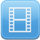 128x128px size png icon of Movie Folder