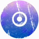 128x128px size png icon of BD RE
