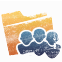 128x128px size png icon of Folder Groups