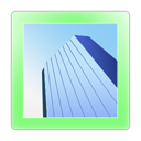 128x128px size png icon of Company Online