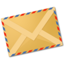 128x128px size png icon of Message