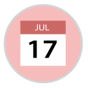 128x128px size png icon of Calendar