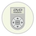 128x128px size png icon of DVD Player