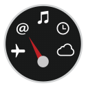 128x128px size png icon of Dashboard