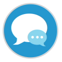 128x128px size png icon of Messages
