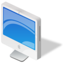 128x128px size png icon of mypc