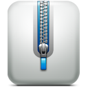 128x128px size png icon of Archive manage