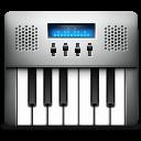 128x128px size png icon of Audio MIDI Setup