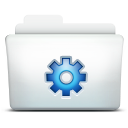 128x128px size png icon of Folder Tools