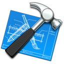 128x128px size png icon of Xcode