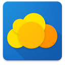 128x128px size png icon of Mail ru Cloud