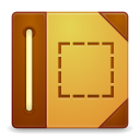 128x128px size png icon of Apps eog