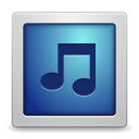 128x128px size png icon of Apps gnome music