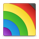 128x128px size png icon of Apps preferences color