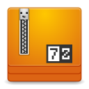 Mimes application x 7zip Icon