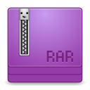Mimes application x rar Icon