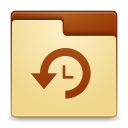 Places folder recent Icon