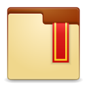 Places user bookmarks Icon