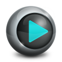 128x128px size png icon of DivX
