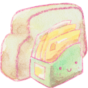 128x128px size png icon of Folder mydoc