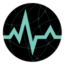 128x128px size png icon of App Network Monitor