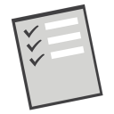 128x128px size png icon of App Reminders